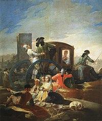 El cacharrero, 1779.