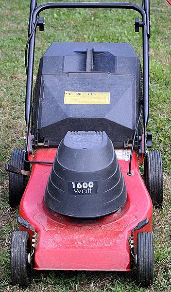File:Electric lawn mower IMG 5499.JPG