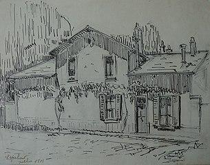 Casa dos Palombe em Saint Hubert