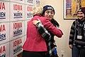 Elizabeth Warren with supporter (49406734301).jpg