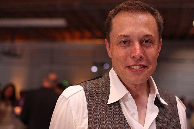 Elon Musk: fondateur de PayPal