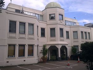 Embassy of South Sudan, London - Image: Embassy of South Sudan, London