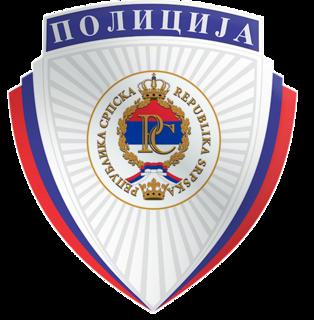 Police of Republika Srpska Law force in Republika Srpska, Bosnia and Herzegovina
