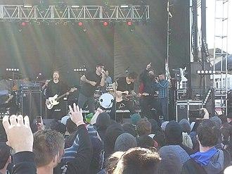 Emery (band) - Image: Emery 002