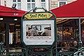 Entrée Métro St Michel Paris 3.jpg