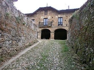 Mieres - Palacio del Valletu