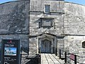 Entrance to Calshot Castle - geograph.org.uk - 1740537.jpg
