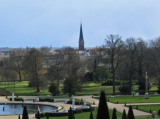Erlöserkirche Potsdam