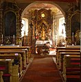 Erntedank in der Peulendorfer Pfarrkirche St. Sebastian - panoramio.jpg