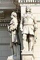 Erzherzog-Ludwig-Viktor-Palais, Joseph Freiherr v. Sonnenfels u.Graf Rüdiger v.Starhemberg.jpg