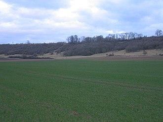 Temple Grafton - Temple and Arden Grafton are above the escarpment
