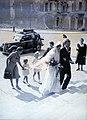 Esküvői fotó, 1948 Budapest. Fortepan 105305.jpg