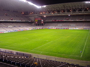 Estadio Carlos Tartiere - Estadio Carlos Tartiere