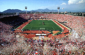 Estadio Nacional de Chile 2