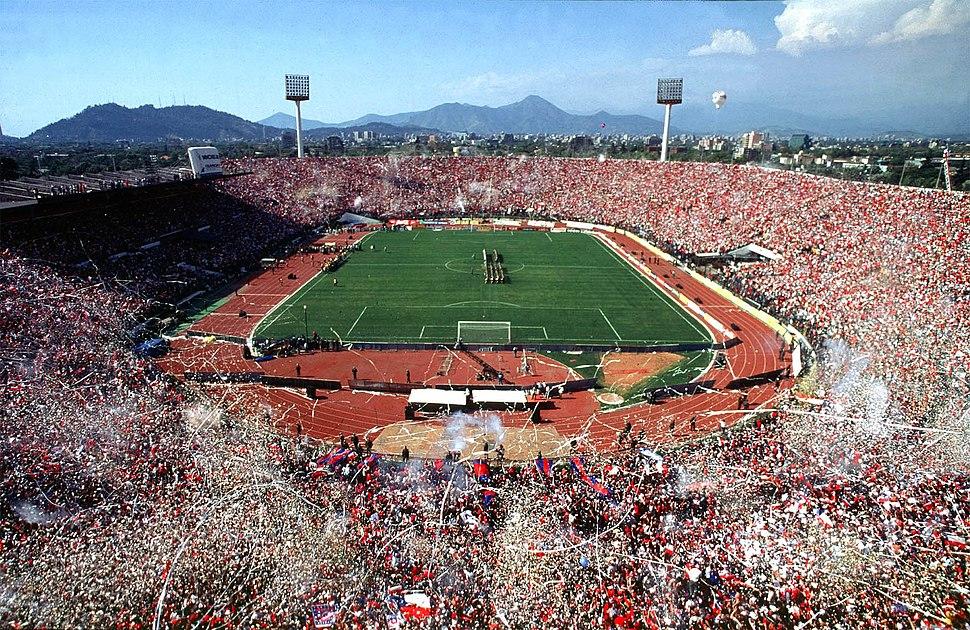 Estadio Nacional de Chile 2