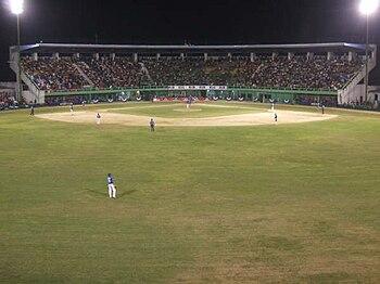 English: Tomás Arrieta Stadium - Barranquilla,...