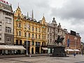 Estatua de Ban Jelacic, Zagreb, Croacia, 2014-04-20, DD 03.JPG