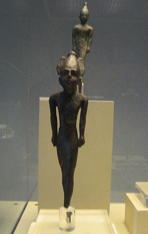 Melqart - Votive statues from the Temple of Melqart in Cadiz