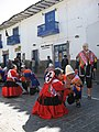 Ethnic dances in Cusco (Peru) (36844901442).jpg