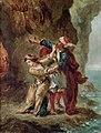 Eugène Delacroix - La fiancée d'Abydos (Louvre).jpg