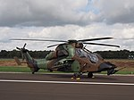 Eurocopter EC665 Tigre, of 5 RHC No 2009, BJM, Belgian Air Force Days 2018 pic2.jpg