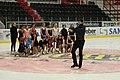 Evan demonstrating to the aspiring skaters (7073379163).jpg