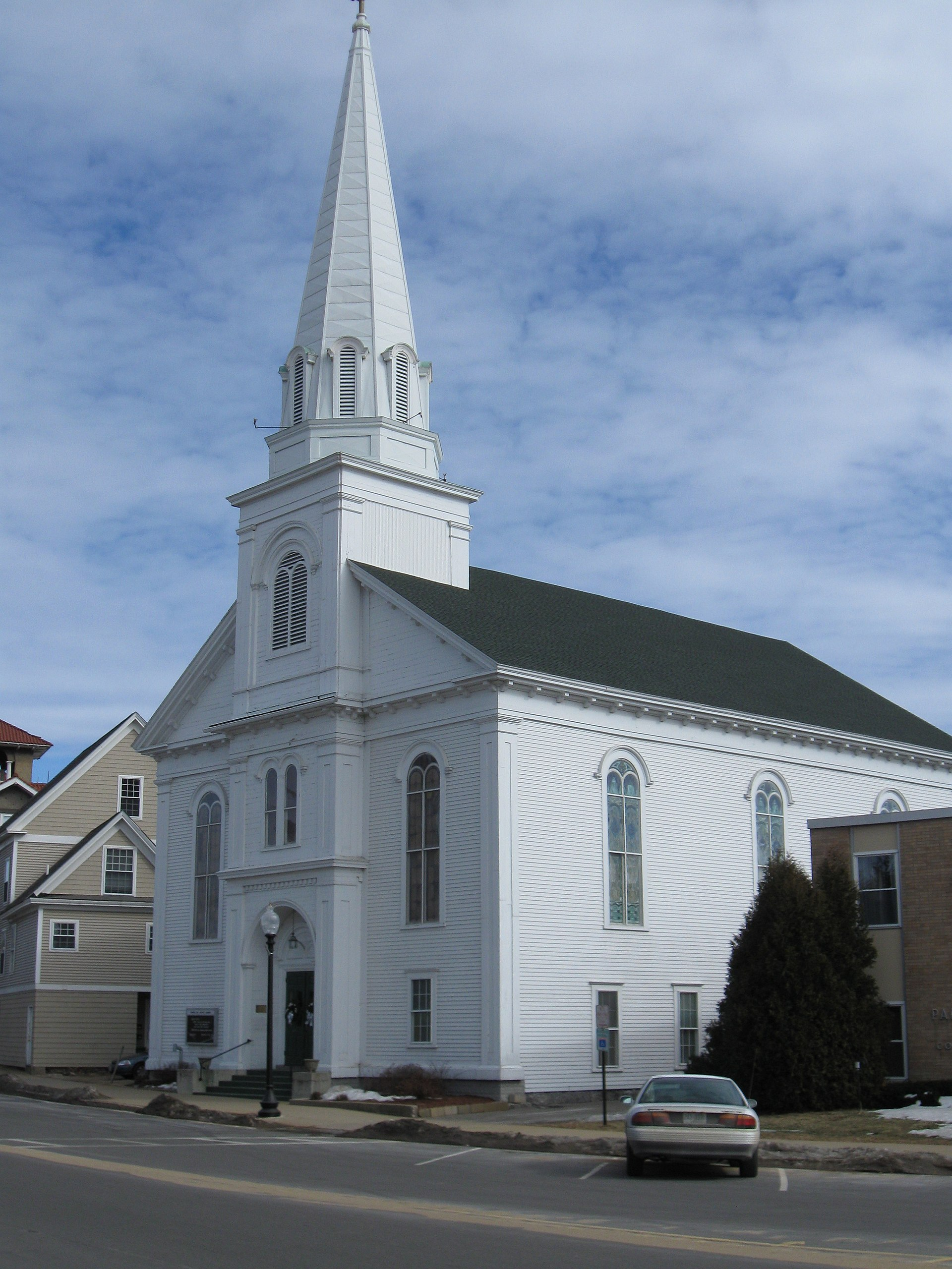 Evangelical Baptist Church Laconia New Hampshire