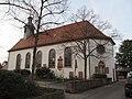 Evangelische Kirche, 2, Langgasse 31, Mörfelden, Mörfelden-Walldorf, Landkreis Groß Gerau.jpg