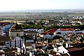 Evora, Alentejo, Portugal from the cathedral roof, 28 September 2005.jpg