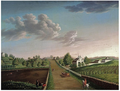 Ezekiel Hersey Derby farm ca1800 byMFCorne HistoricNewEngland.png