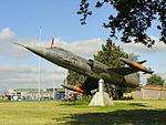 F-104 Starfighter 23+81 at Jagel, pic4.JPG