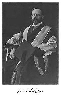 F. C. S. Schiller German-born British pragmatist philosopher