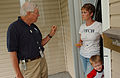 FEMA - 32747 - FEMA Community Relations worker talking to a Ohio resident.jpg