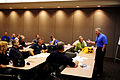 FEMA - 35565 - FEMA Region V FCO Michael Smith in PDA team meeting.jpg