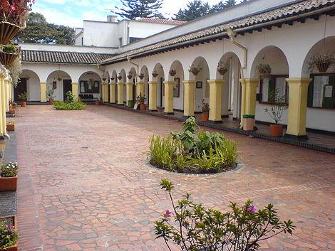 Anexo edificios de la ciudad universitaria de bogot for Jardin 901 vicente lopez