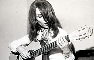 Arabic music - Fairuz, early 1970s.