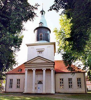 Fallersleben - Lutheran St. Michael Church