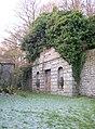 Family Vault, St Wilfrid's churchyard, Halton - geograph.org.uk - 641047.jpg