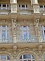 Fassade mit Atlant und Caryatide, Praha, Prague, Prag - panoramio.jpg