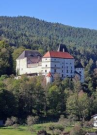 Feistritz am Wechsel - Burg (1).JPG