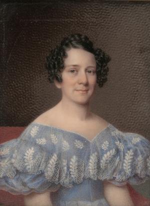 Alvan Clark - Image: Female Portrait ca 1835 by Alvan Clark Metropolitan Museum Of Art