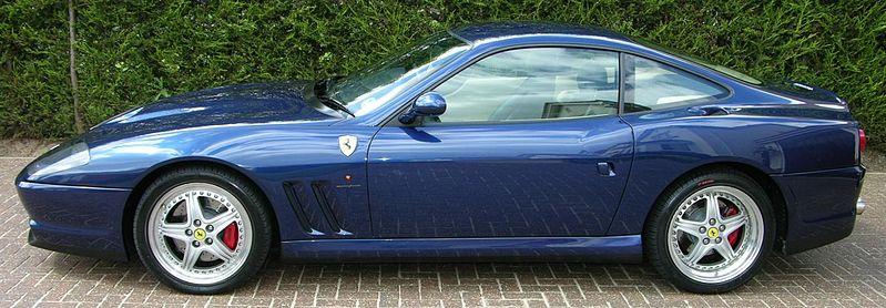 File:Ferrari 550 Maranello - Flickr - The Car Spy (1).jpg