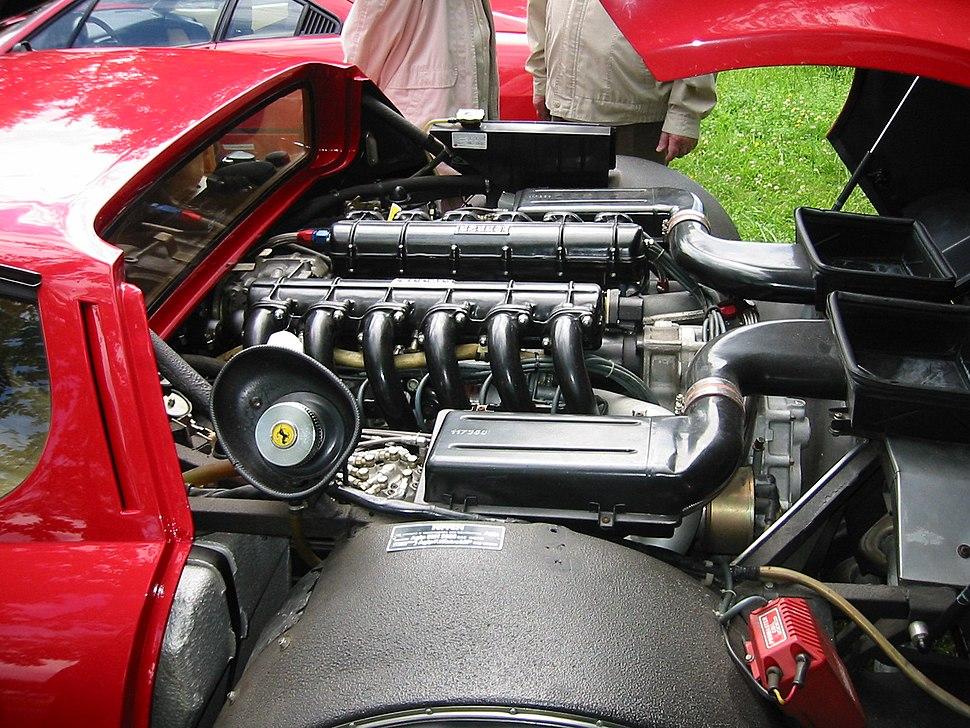 Ferrari Engine older V12