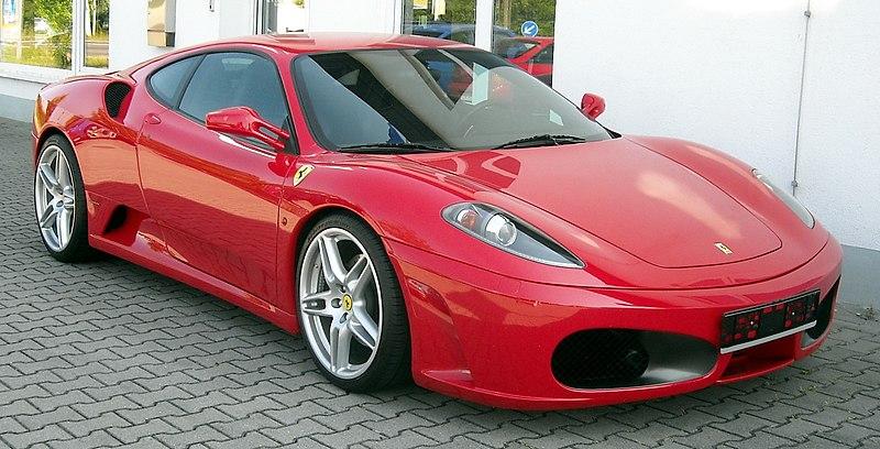 drive: Ferrari F430