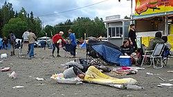 Arvikafestivalen staller in