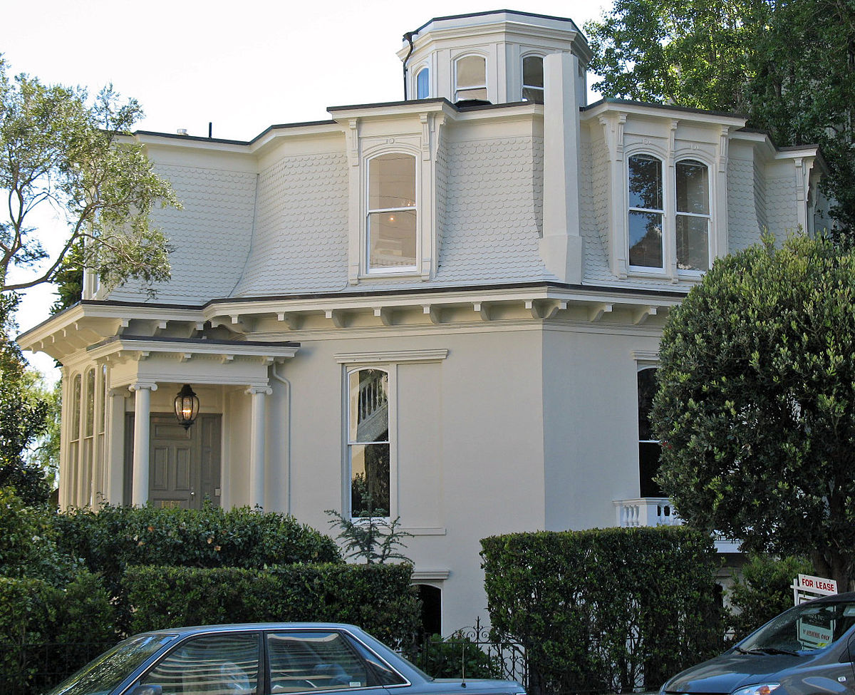Feusier octagon house wikipedia for Houses in san francisco