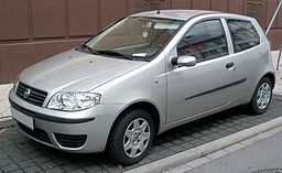 Fiat Punto front 20080301