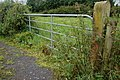 Field gate near Scarva - geograph.org.uk - 529162.jpg