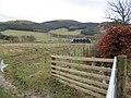 Fields at Bonnington - geograph.org.uk - 1609430.jpg