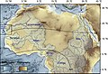 Figure 1. Tamanrasset River. Hydrological context of Africa.jpg